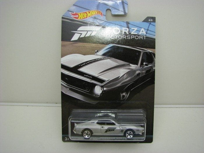 Forza Motors AMC Javelin AMX Hot Wheels DWF31